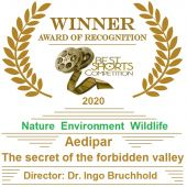 Aedipar ® Best Short Competition - Winner