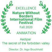 Aedipar ® Nature Without Borders International Film Festival - Winner